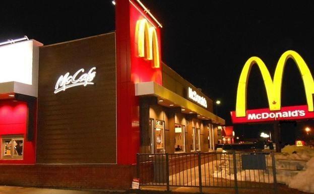 Trabajar en McDonald's
